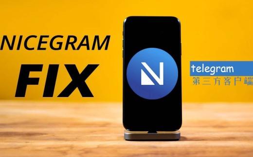 Nicegram中文设置及Debug模式开启-电报群Telegram第三方IOS客户端