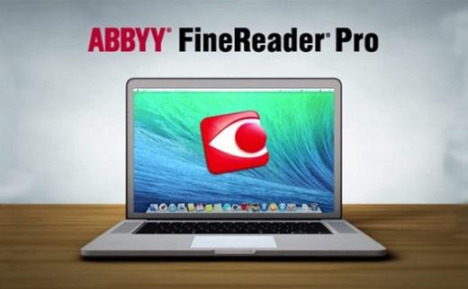 ABBYY FineReader Pro[Mac]PDF编辑文字识别OCR