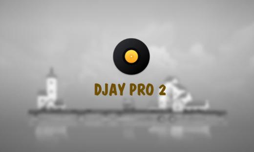 Djay pro 2 最畅销的DJ程序MAC/国际版