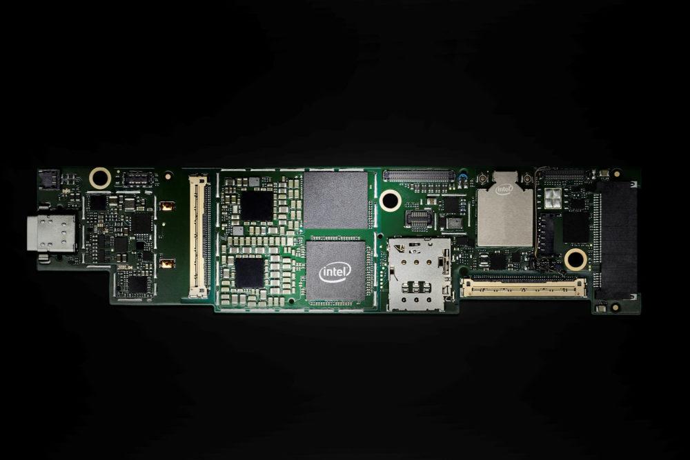 """英特尔发布酷睿i5-L16G7和i3-L13G4"""" Lakefield""""处理器插图"""
