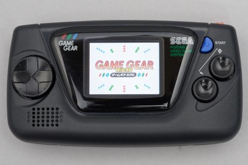 Game Gear Micro实机来自4gamer体验报告插图