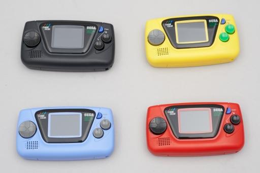 Game Gear Micro实机来自4gamer体验报告插图3