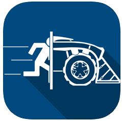 Tile Rider-虚拟摇杆游戏iOS