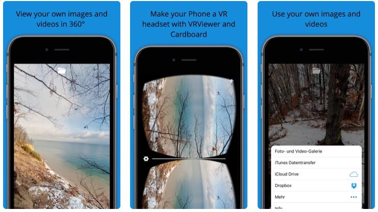 VR Viewer-让你用iPhone沉浸在AR中插图
