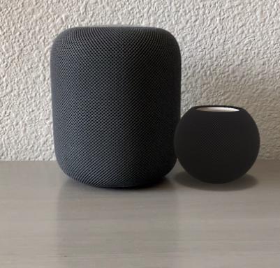 HomePod mini与HomePod对比插图1
