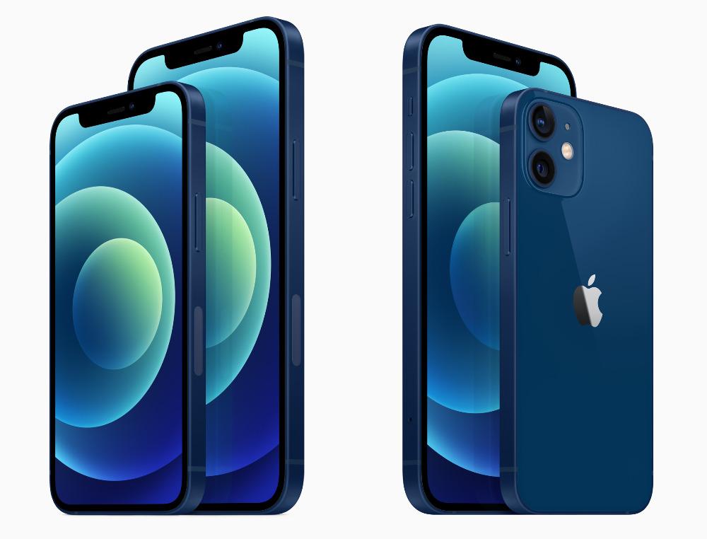 Apple发布699美元的5.4英寸iPhone 12 mini插图1