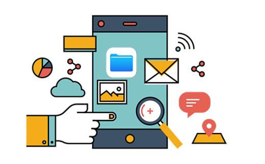如何在iPhone或iPad上查找下载的文件