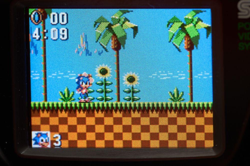 Game Gear Micro实机来自4gamer体验报告插图9