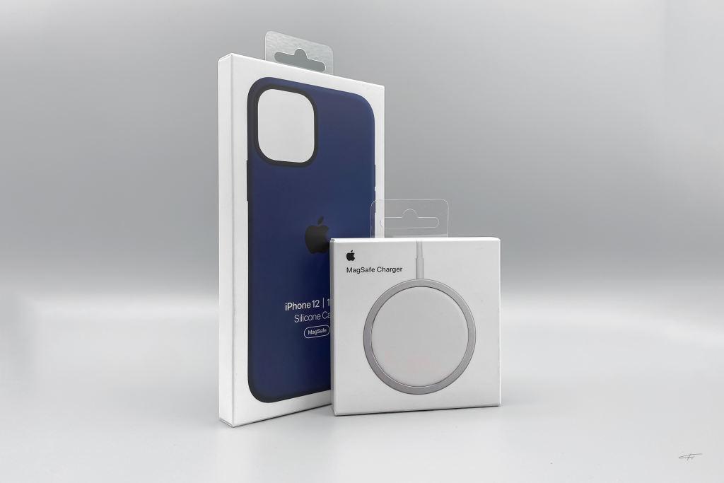 iPhone12硅胶手机壳以及MagSafe磁吸充电器插图6