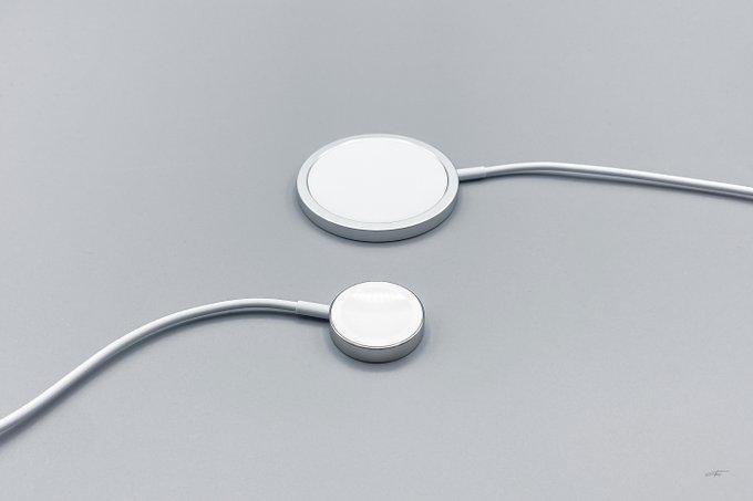 iPhone12硅胶手机壳以及MagSafe磁吸充电器插图7