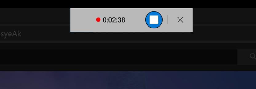 Video GIF Capture-win10内置录屏工具插图2