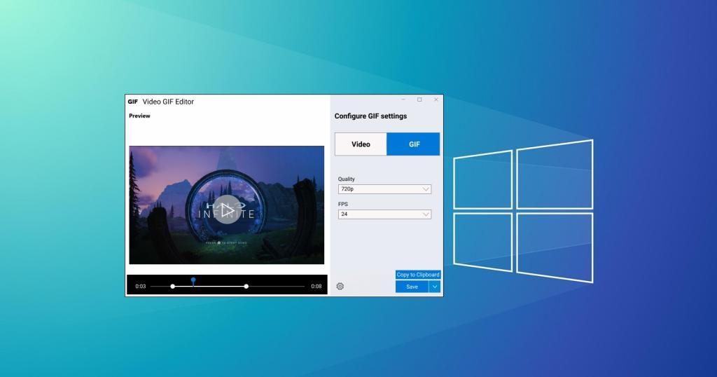 Video GIF Capture-win10内置录屏工具插图