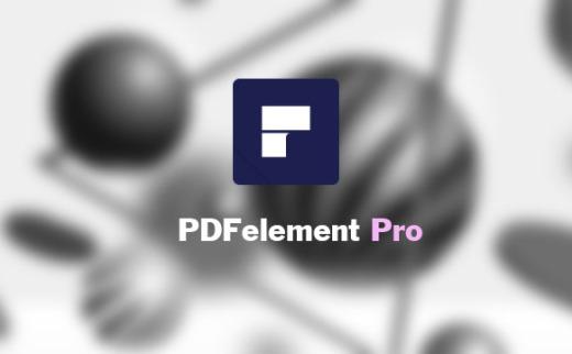 PDFelement Pro-Mac完整PDF解决方案
