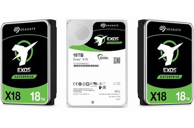希捷推出Exos X18 18TB企业硬盘插图