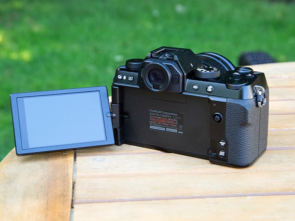 Fujifilm富士无反相机X-S10插图5