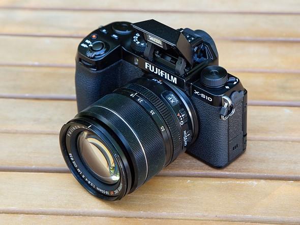 Fujifilm富士无反相机X-S10插图1