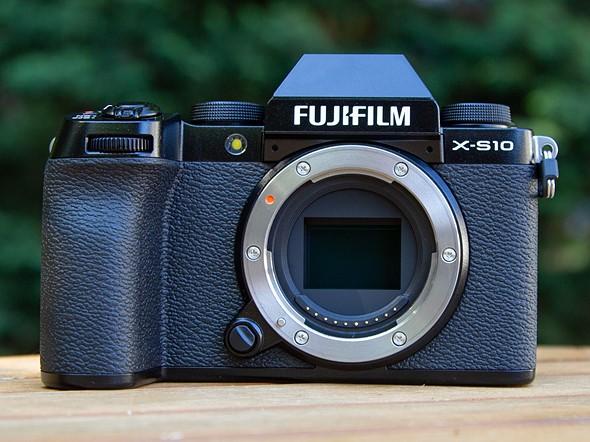 Fujifilm富士无反相机X-S10插图2