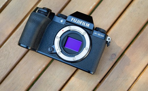 Fujifilm富士无反相机X-S10