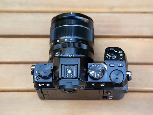 Fujifilm富士无反相机X-S10插图6