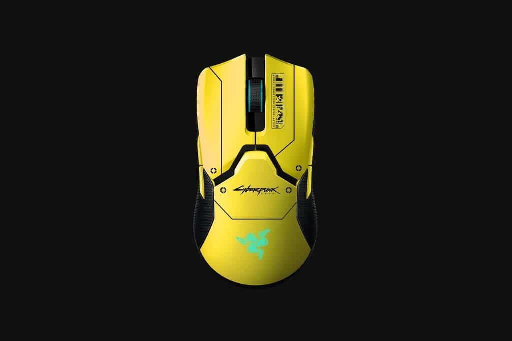Razer雷蛇与Cyberpunk 2077合作发售限量款Viper Ultimate无线鼠标插图2