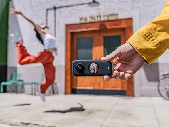 Insta360 ONE X2是可放入口袋的图像稳定的5.7K 360度相机插图(2)