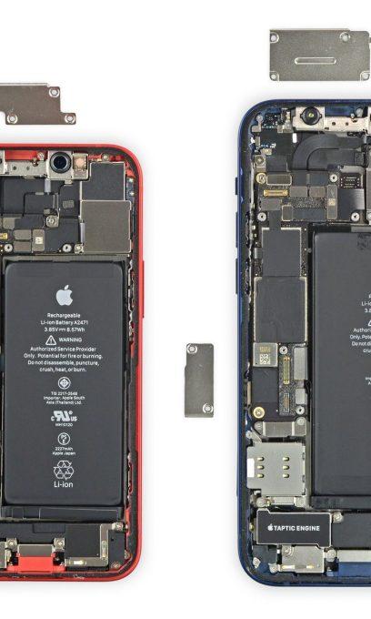 iPhone 12 mini拆机图