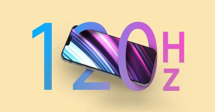 iPhone 13 Pro机型有望采用LTPO技术用于120Hz显示插图