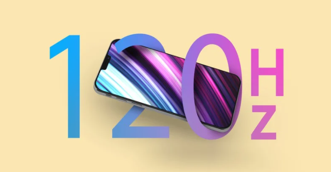 iPhone 13 Pro机型有望采用LTPO技术用于120Hz显示