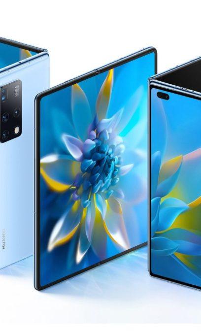 华为发布全新可折叠手机Mate X2