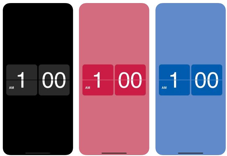Flock-桌面时钟插件ios限时免费插图
